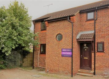 Thumbnail 3 bed end terrace house for sale in Florence Close, Harlow