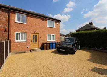 Thumbnail 3 bed semi-detached house for sale in Oak Road, Cheadle, Greater Manchester