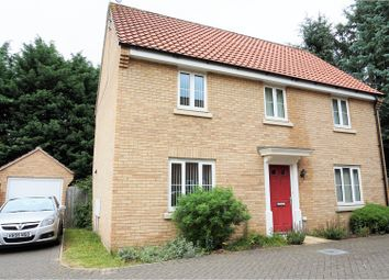 Thumbnail 4 bed detached house for sale in Mounts Pit Lane, Brandon
