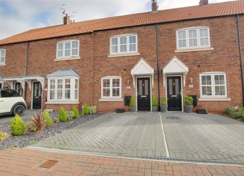 Thumbnail 2 bed terraced house for sale in Hamlet Drive, Kingswood, Hull, East Yorkshire