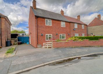 Thumbnail 3 bed semi-detached house for sale in Meadowside Avenue, Audley, Stoke-On-Trent