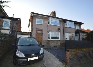 Thumbnail 3 bed semi-detached house for sale in Sandy Road, Seaforth, Liverpool