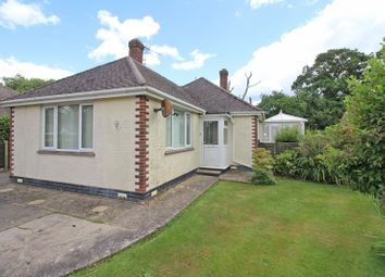 Thumbnail 4 bed bungalow for sale in Buckstone Close, Everton, Lymington