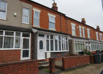 Thumbnail 4 bed terraced house to rent in Charles Road, Small Heath, Birmingham