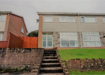Thumbnail 3 bed semi-detached house for sale in The Moorings, Newport