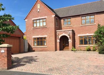 Thumbnail 4 bed detached house for sale in Woods Court, Harrogate, North Yorkshire