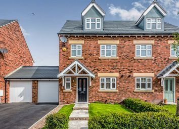 Thumbnail 4 bed semi-detached house for sale in Ivy Bank Close, Ingbirchworth, Sheffield