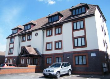 Thumbnail 2 bed flat for sale in Grantham Court, Grantham Road, Kingswood, Bristol