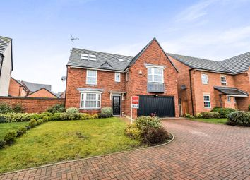 Thumbnail 6 bed detached house for sale in Bassett Crescent, West Bromwich