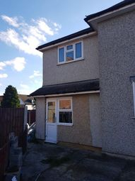 Thumbnail 2 bed terraced house to rent in Argus Close, Collier Row Lane, Romford