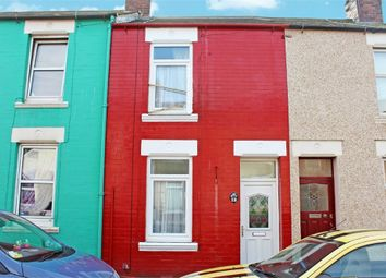 Thumbnail 2 bed terraced house for sale in Yeowartville, Workington, Cumbria