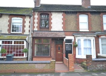 Thumbnail 2 bed terraced house for sale in Eastbourne Road, Hanley, Stoke-On-Trent