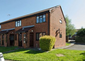 Thumbnail 1 bed flat for sale in Nelson Drive, Littleworth, Wimblebury