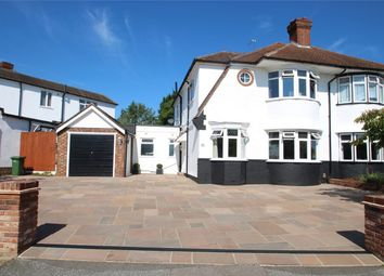 Thumbnail 5 bed semi-detached house for sale in Nightingale Road, Petts Wood, Orpington, Kent