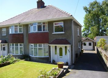 Thumbnail 3 bedroom semi-detached house for sale in Wimmerfield Crescent, Killay, Swansea