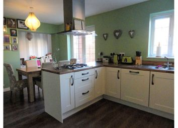 Thumbnail 4 bed detached house for sale in Crocus Gardens, Hartlepool