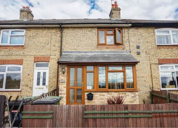 Thumbnail 2 bed terraced house for sale in South Street, Peterborough
