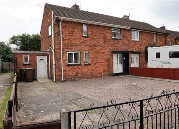 Thumbnail 3 bed semi-detached house for sale in Cotman Road, Lincoln