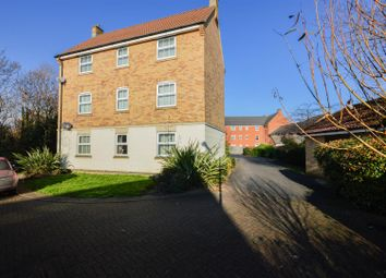 Thumbnail 2 bed flat for sale in Colwyn Avenue, Parnwell, Peterborough
