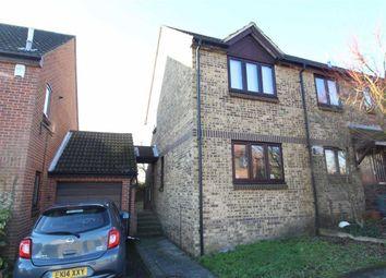 Thumbnail 2 bedroom end terrace house for sale in The Windsors, Buckhurst Hill, Essex
