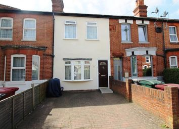 Thumbnail 3 bedroom terraced house for sale in Recreation Road, Tilehurst, Reading