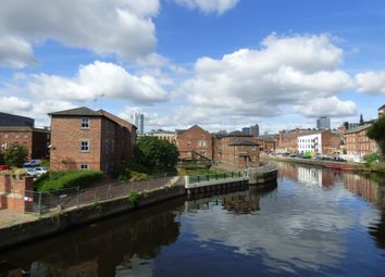 Thumbnail 2 bed flat to rent in Navigation Walk, Leeds