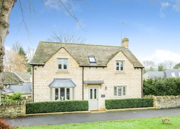 Thumbnail 5 bedroom detached house for sale in Burford, Oxfordshire