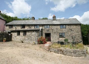 Thumbnail 4 bed cottage for sale in Dulverton