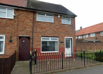 Thumbnail 3 bed end terrace house for sale in Bradford Avenue, Hull