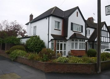 Thumbnail 3 bed detached house to rent in Gaynes Park Road, Upminster, Essex