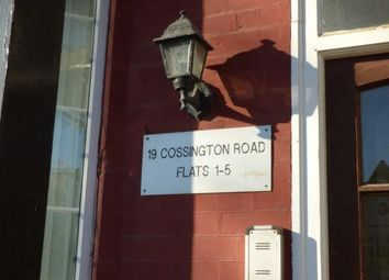 Thumbnail 1 bed flat for sale in Cossington Road, Westcliff-On-Sea