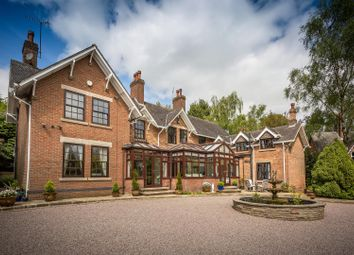 Thumbnail 6 bedroom detached house for sale in The Common, Quarndon, Derby