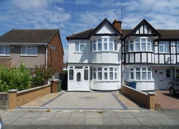 Thumbnail Semi-detached house to rent in Warden Avenue, Harrow