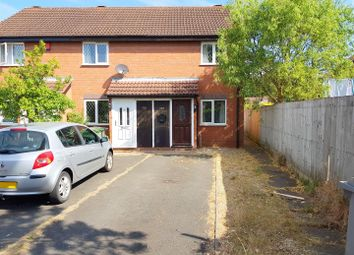 Thumbnail 2 bed terraced house to rent in Whinchat Grove, Kidderminster