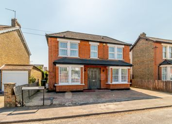 Thumbnail 5 bed detached house for sale in Chaucer Road, Ashford, Surrey