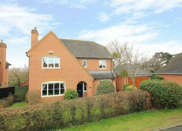Thumbnail 5 bed detached house for sale in Cedar Lane, Hereford