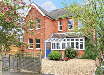 Thumbnail 5 bed detached house for sale in St. Johns Road, Farnham, Surrey