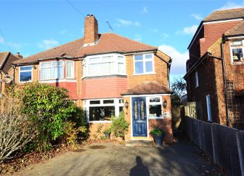 Thumbnail 3 bed semi-detached house for sale in Redhill, Surrey