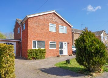 Thumbnail 4 bed detached house for sale in St. Crispins Way, Raunds, Wellingborough