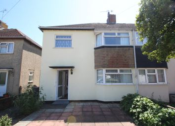 Thumbnail 3 bedroom property to rent in Tower Road, Sompting