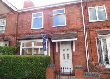 Thumbnail 3 bed town house to rent in Hall Street, Alfreton
