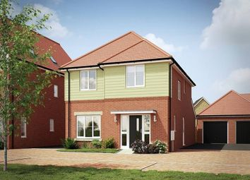 "Thumbnail 4 bed property for sale in ""The Larfield"" at London Road, Calverton, Milton Keynes"