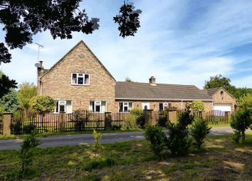 Thumbnail 4 bed country house for sale in Thurlands Drove, Upwell, Norfolk
