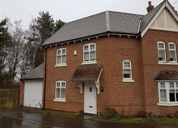 Thumbnail 3 bed detached house to rent in Glengarry Way, Greylees, Sleaford