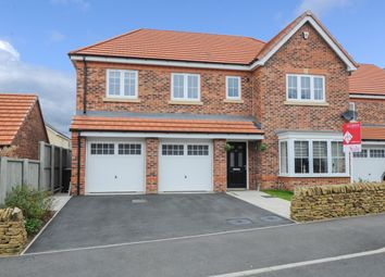 Thumbnail 5 bed detached house for sale in School House Way, Chesterfield
