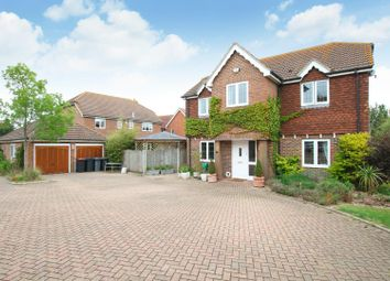 Thumbnail 5 bed detached house for sale in Teal Drive, Herne Bay