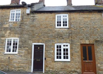 Thumbnail 1 bed terraced house for sale in George Street, Sherborne