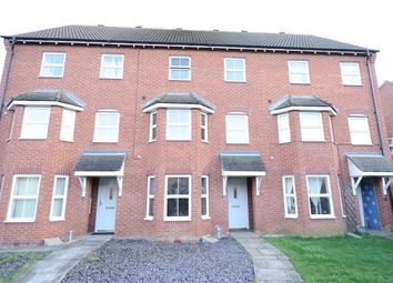 Thumbnail 3 bed terraced house for sale in Johnson Avenue, Wellingborough