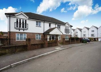 Thumbnail 1 bed flat to rent in Granary Close, Horsham