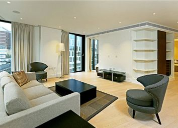 Thumbnail 3 bedroom flat to rent in 3 Merchant Square, London